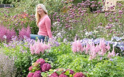Het effect van kleur in de tuin