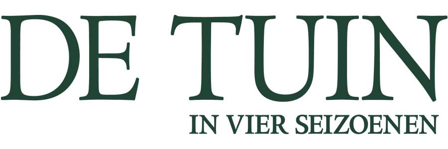 Logo de Tuin in 4 seizoenen magazine