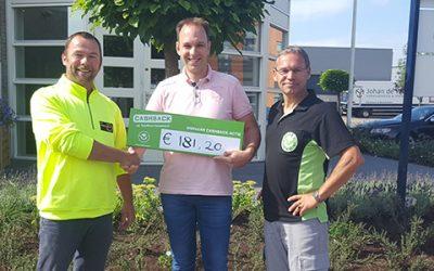 Prijs landelijke CASHBACK-actie valt in Bunschoten