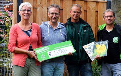 Prijs landelijke CASHBACK-actie valt in Aalten