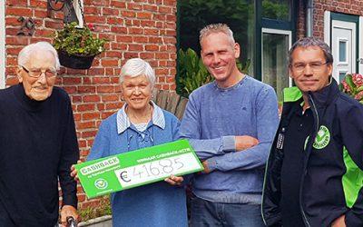 Prijs landelijke CASHBACK-actie valt in Zwolle