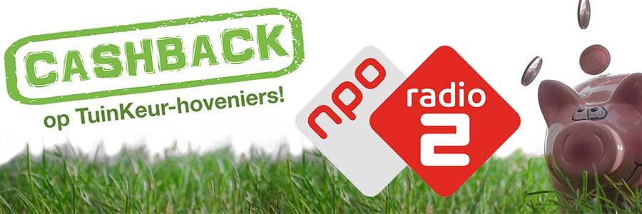 TuinKeur op radio NPO2