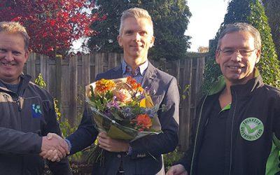 Prijs landelijke CASHBACK-actie valt in Lichtenvoorde