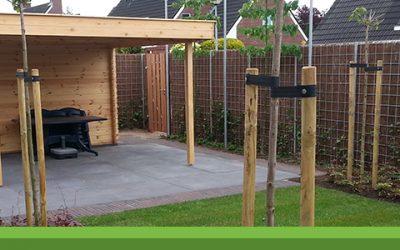Moderne tuinaanleg voor het hele gezin