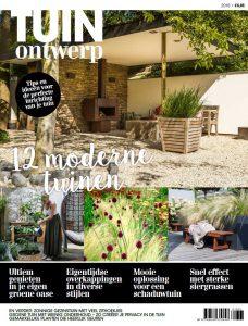 Tuinontwerp magazine voorjaar 2018