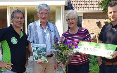 Prijs landelijke CASHBACK-actie valt in Klijndijk