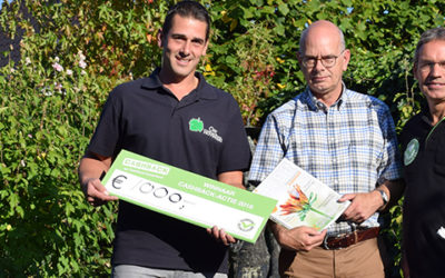 Prijs landelijke CASHBACK-actie valt in Herten