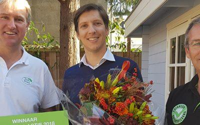 Prijs landelijke CASHBACK-actie valt in Haarlem
