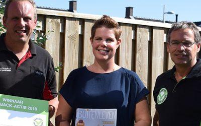 Prijs landelijke CASHBACK-actie valt in Apeldoorn