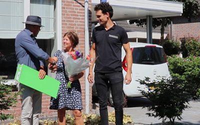 Prijs landelijke CASHBACK-actie valt in Middelbeers