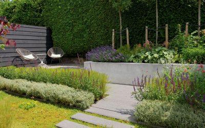 Achtertuin inspiratie: 5 creatieve patio tuinen