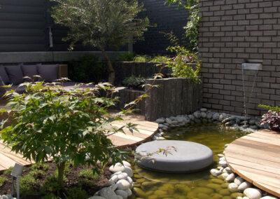 Patio tuin aangelegd door Roelofs Tuinen en Planten (4)