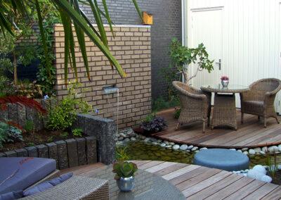 Patio tuin aangelegd door Roelofs Tuinen en Planten (6)