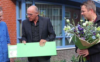 Prijs landelijke CASHBACK-actie valt in Cuijk