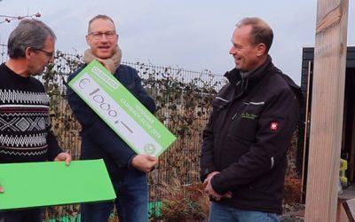 Prijs landelijke CASHBACK-actie valt in Pijnacker