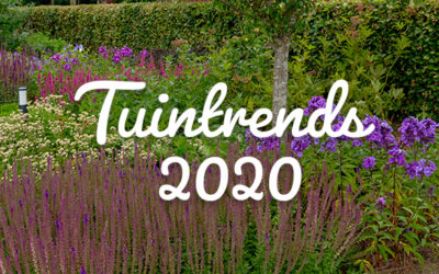 Tuintrends 2020