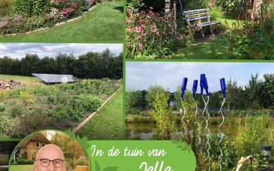 Blog: In de tuin van Jelle: Tuin op z'n mooist