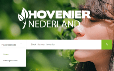 Rangorde op HovenierNederland
