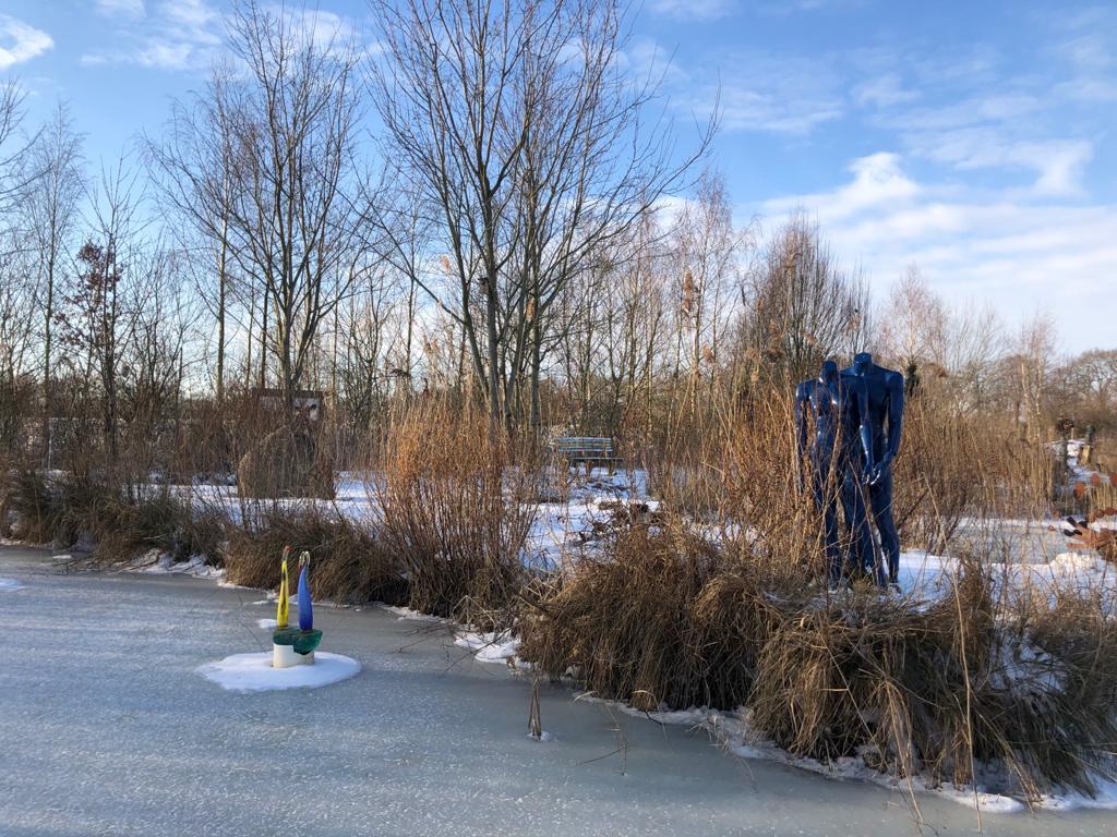 Blog: In de tuin van Jelle: Winter